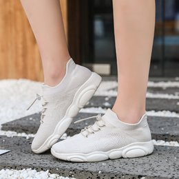 $enCountryForm.capitalKeyWord Australia - Casual Shoes Women Sneakers Light Mesh Shoes For Lady Flat Comfortable Sneakers Women Breathable Walking Chaussures Femme