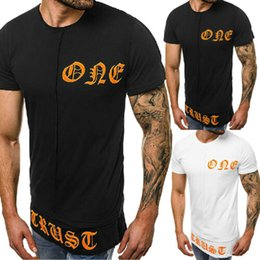 $enCountryForm.capitalKeyWord NZ - 2019 New Men's totem Fitness Sports Gym Muscle Tops Casual Training Slim Fit T-Shirt Short Sleeve Letter Men Tee S-2XL