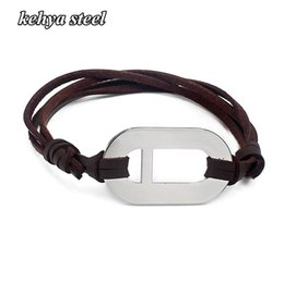 $enCountryForm.capitalKeyWord Australia - Stylish Vintage Rope Bracelet For Women Men Bangle Jewelry Adjustable Link Chain Male Jewelry Pulseira Masculina