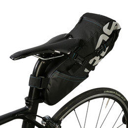 $enCountryForm.capitalKeyWord Australia - Bicycle Seatpost Extendable Bike Saddle Seat MTB, Road Bicycles Storage 1 Main Compartment Pannier Black Bag
