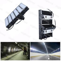 Großhandel Tunnel Licht 300W SMD3030 360LEDs Flutlicht-Modul Fin Wärmeableitung Wasserdicht IP65 Kühles Weiß Weiß für Autobahn-Tunnel-Projekt Wärmen