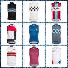 $enCountryForm.capitalKeyWord Australia - RAPHA team Cycling Sleeveless jersey Vest New 2019 Hot Bike Clothing Fashion Breathable ropa ciclismo fashion Top 51778