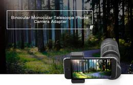 $enCountryForm.capitalKeyWord Australia - Cell Phone Camera Bracket Adapter Binocular Monocular Phone Telescope Camera Adapter Bracket Mount Telescope Accessories