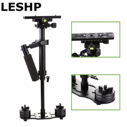 $enCountryForm.capitalKeyWord Australia - Freeshipping S40 S60 S80 Steadycam Scalable Carbon Fiber Handheld Stabilizer Steadicam for Canon Nikon Sony DSLR Camera Compact Camcorder