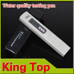$enCountryForm.capitalKeyWord NZ - Wholesale-Water quality PH tester pen portable water test meter for water conductivity electrolyte purity TDS value test pen instrument