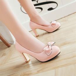 $enCountryForm.capitalKeyWord Australia - Lovely Black Beige Pink 8cm Heels Flower Girls' Shoes Kids' Shoes Girl's Wedding Shoes Kids' Accessories SIZE 26-37 S321038