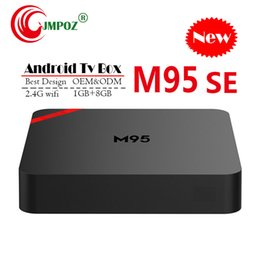 $enCountryForm.capitalKeyWord Australia - 1 PCS M95 SE 4K Android 7.1 Tv Box Quad-Core 1GB 8GB H3 Chip Wifi Support 3D 4K Smart Media Player Set Top Box BETTER TX3 X96 T95Q