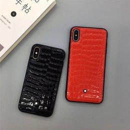 Iphone Silicone Case Dhl Australia - Free DHL EGEEDIGI Fashion Luxury Soft TPU Silicone Case Anti Slip Leather Texture Phone Cases Cover For iPhone X Xr Xs Max 8 7Plus 6 6S Plus