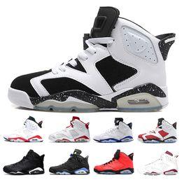 $enCountryForm.capitalKeyWord Australia - Cheap 6 Men Basketball Shoes 6s unc black cat sport blue Infrared white Maroon Alternate red Oreo Athletics trainer shoes Sneakers us 8-13