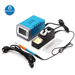 China Original LEISTO T12-11 Lead Free Soldering Station 3 seconds high-accuracy Temperature Mobile Phone Motherboard welding Tool cheap led motherboard suppliers