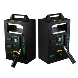 Аутентичный пресс Rosin DAB с помощью LTQ Vapor 4tons давление на зажим регулируемая температура нагрева Портативный набор инструментов для извлечения на Распродаже
