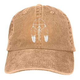 AmericAn indiAn dreAm cAtchers online shopping - 2019 New Designer Baseball  Caps American Indian Dream Catcher 80ae22f214a9