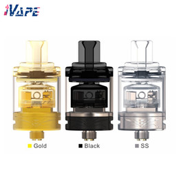 Rta coils online shopping - Oumier Wasp Nano MTL RTA ml ml Top Filling Leak proof Single Coil Rebuildable Tank Atomzier Double Side Adjustable Airflow System