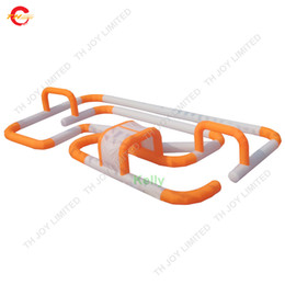 $enCountryForm.capitalKeyWord UK - 18x10m giant inflatable race track for sale, kids go kart and zorb ball racing inflatable air track arena games