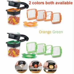 Опт Приятнее Dicer быстрый 5-в-1 фрукты овощерезка набор включает в себя 2 свободной рукой формат Muitifunction кухня Slicer инструменты для приготовления пищи резаки