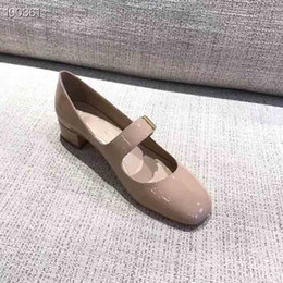 $enCountryForm.capitalKeyWord Australia - women's Light dancing shoes,Designer's Middle heel ballet shoes shoes,Spring sales of luxury Ballet Flat Shoes,size:35-42