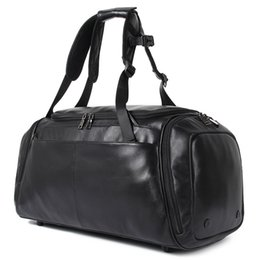 $enCountryForm.capitalKeyWord Canada - J.M.D Large Duffle Bag Men Weekend Genuine Leather Business Bag Men's Travel Popular Design Bagpack X-6010A