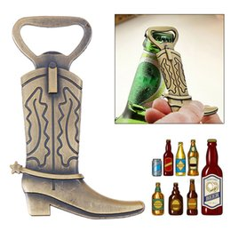 $enCountryForm.capitalKeyWord NZ - Wedding small gift alloy cowboy boots opener beer bottles shoes wine bottle Openeers Cool kitchenware