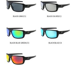 $enCountryForm.capitalKeyWord Australia - New 10PCS Mixed Costa Sunglasses Luxury Designer Summer surfing Sun glasses Men Mirrored Shades Sports Bicycle UV400 Coating glasses