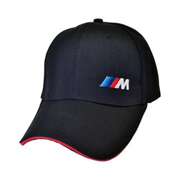 d310379a387361 Racing Car logo M performance Baseball Cap Speedway Series Rally Hats Car  Fans Motorcycle Caps Sun Snapback Men Women Hat