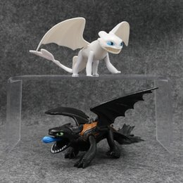 $enCountryForm.capitalKeyWord Australia - How To Train Your Dragon 3 Action Figures Toys Toothless Skull Gronckle Deadly Nadder Night Fury Toothless Dragon Figures Kids Toys