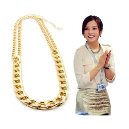 $enCountryForm.capitalKeyWord Australia - Chain Simple Cute Necklaces Long Chain Fashion Jewelry Women Girls Gift for Her