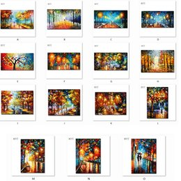 $enCountryForm.capitalKeyWord Australia - Free shipping Modern Party decor knife thick oil painting hand-painted on canvas wall art pictures home decor for living room no framed