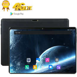 Gps tab online shopping - 10 Inch Tablet Pc Deca Core RAM GB ROM GB IPS G Lte Phone Call Tab Wifi GPS Bluetooth Android Tablets X1600