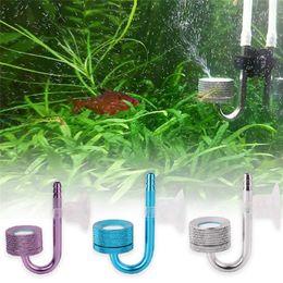 Aquarium Co2 NZ - Aquarium Co2 Atomizer System Diffuser Carbon Dioxide Reactor For Fish Tank Aquatic Water Plant