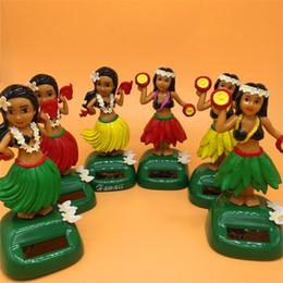 Dança Meninas Ornamento Hula Menina Boneca de Energia Solar Brinquedo Decoração Do Carro Adorável 11 Cm New Arrival 6 5ln D1kk venda por atacado