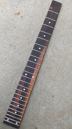 Wholesale fender guitars online – design Factory Custom DIY Frets Rosewood Fingerboard Fretsboard For Electric Guitar Neck can offer many kinds of electric guitar and bass neck