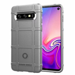 $enCountryForm.capitalKeyWord Australia - For Samsung Galaxy S10e S10 S8 S9 Plus Note 8 9 S10+ Case Cover Soft Hybrid Armor Silicone Rubber Rugged Matte Finished Non-Fingerprint