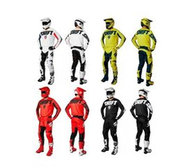 $enCountryForm.capitalKeyWord Australia - 2019 new SE AIR Motocross Suit Kit Off-Road MTB DH MX Racing Jersey and Pants Motorcycle Dirt Bike Riding Gear Combo J