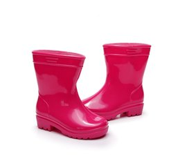 rain boots NZ - Hot Sale-tom Baby Rain Child Water Shoes Four Seasons Currency Boots 0