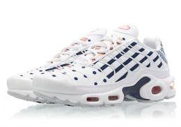 $enCountryForm.capitalKeyWord Australia - Cheap new Plus TN France FR Flag Shoes 2019 New Men Women White Navy Size 40-46