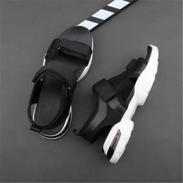 $enCountryForm.capitalKeyWord Australia - Summer new men's sandals personality casual beach shoes crochet Roman sandals
