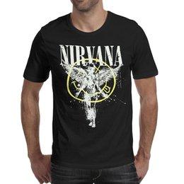 $enCountryForm.capitalKeyWord Australia - Nirvana American Rock Band 2019 Summer custom T Shirt For Men champion funny graphic tees shirts