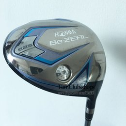 Loft goLf driver online shopping - New Women Golf Clubs HONMA BEZEAL Golf driver loft BEZEAL Clubs driver Graphite shaft L Flex shaft