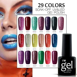 Verntion Neon UV Sorte Gel Verniz híbrido Nails Art Gel Nail Polish para Colorful Neon esmalte cor UV Nail Polish Soak Off