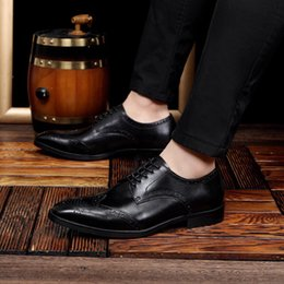 c77500d679478 18ss 2019 Italian Luxury Brand Shoes Top Leather 10 Model Famous Brands Men  Loafers Black Brown Men s Size 38-45 With Box