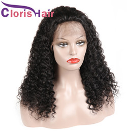 Tips For Black Hair Australia - Braided Lace Front Wigs For Black Women Deep Wave Malaysian Human Hair Pre Plucked With Baby Hair Full Tips Unprocessed Curly Lace Wigs