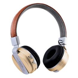 Wireless Headphones Mic Blue Australia - Bluetooth Headphones Over Ear Stereo Wireless Headset With Microphone TF Mic Gaming Music Movie Phone Calls hands free