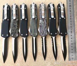 $enCountryForm.capitalKeyWord NZ - wholesale 7models A07 UT85 150-10 HALO V5 V6 3300 3350 CA07 A161 automatic Tactical knife Single edge camping combat survival pocket knife