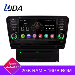 $enCountryForm.capitalKeyWord Australia - LJDA Android 9.1 Car DVD Player For Skoda Octavia 2013 2014 2015 WIFI GPS Navigation 2 Din Radio Multimedia Canbus Stereo