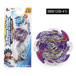 $enCountryForm.capitalKeyWord Australia - New 8 Style Toupie Beyblade Burst Metal Fusion Beyblades Spinning Top BB812 4D Master Without Launcher Toys For Boy Kids