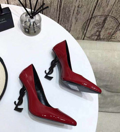 Design Genuine Leather NZ - Women's Elegant Dress Shoes High Heels Genuine Leather Shoes Brand Quality And Personality Heels Design shoes