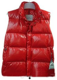 $enCountryForm.capitalKeyWord UK - M brand Men winter down vest 90% feather weskit jackets casual vests coat mens down coat size: S-3XL
