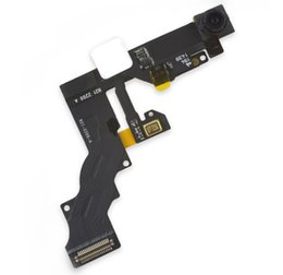 Wholesale Small Cameras NZ - For iPhone6 plus front camera small phase 6P small camera sensor line