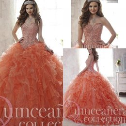 luxury pageant sashes NZ - Princess Dress Luxury Quinceanera Dresses 2020 Ball Gown Organza Beaded Ruffles Sexy Backless Lace Sweet 16 Prom Dress Pageant Gowns Classy