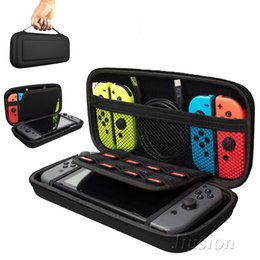 $enCountryForm.capitalKeyWord NZ - Portable Hard Shell Case For Nintend Switch Water-resistent Eva Carrying Storage Bag For Nitendo Switch Ns Console Accessories T190624